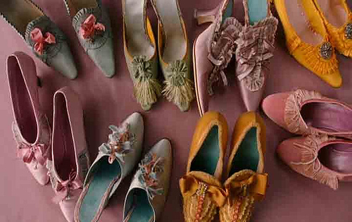 Rocco collection of shoes