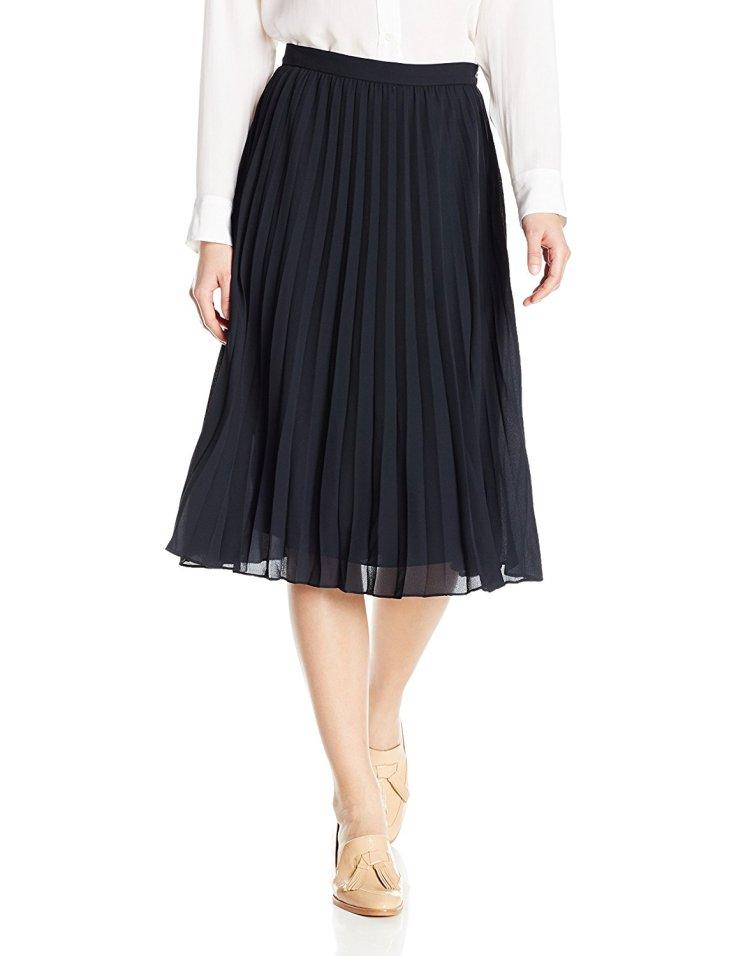 1920s vintage gray skirt